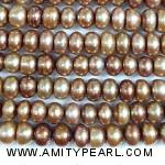 Center-drilled Pearls