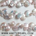 3219 top drilled irregular coin pearl strand about 12-14mm x 16-22mm pink.jpg
