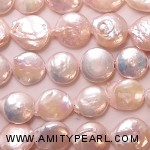 3261 coin pearl strand about 12-14mm pink.jpg