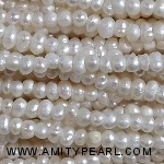 3510 potato pearl 2-2.5mm white color