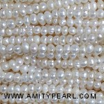 3513 potato pearl 3mm white color