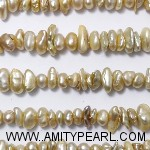3109 dyed light gold color keshi pearl 5mm.jpg