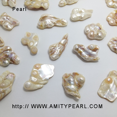 Irregular Pearl Amity Pearl Trading Co Amilee Pearl