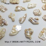 Irregular Pearls