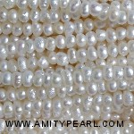 7241 center drilled pearl 2-2.5mm white color